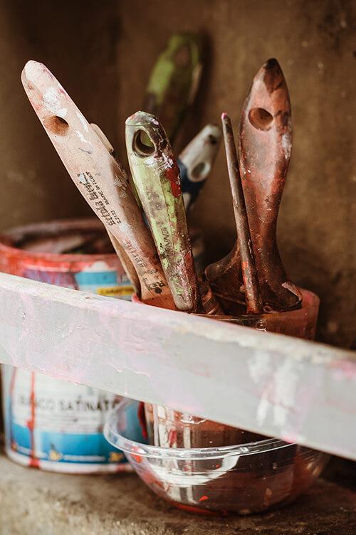 tinteggiatura pareti, verniciature e rivestimenti baratta decorazioni